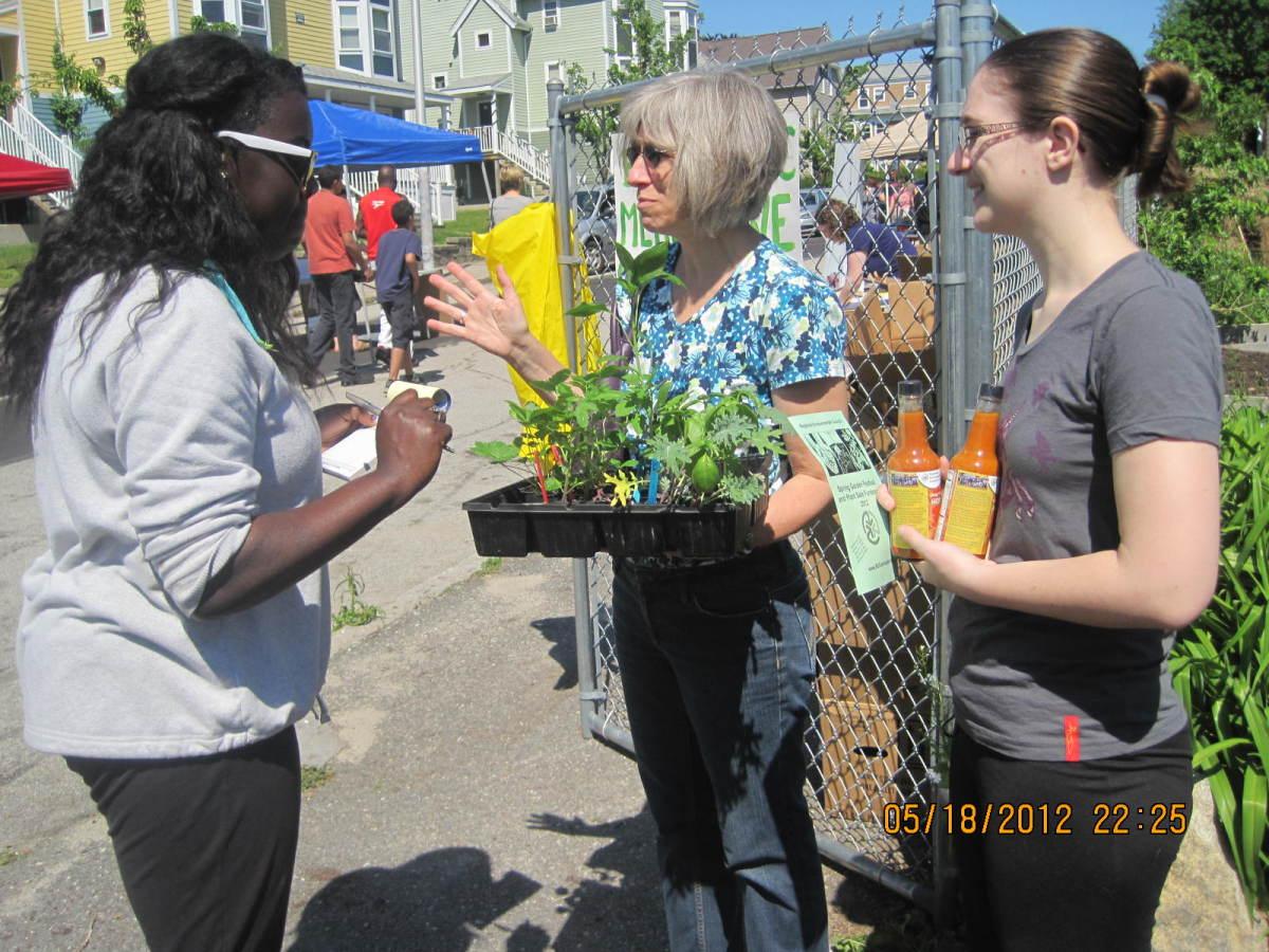Spring Garden Festival Plant Sale Worcester Events Calendar Social Web